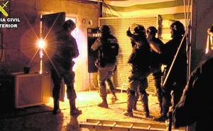 Cae una violenta banda que asaltaba a otros narcos para quitarles los alijos