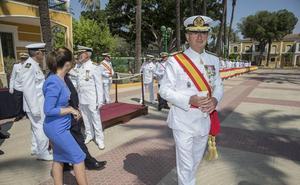 Un submarino con base en Cartagena prepara una misión en el Mediterráneo contra el narcotráfico y la inmigración ilegal