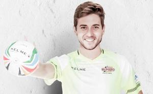 Carlos Espíndola, nuevo portero de ElPozo Murcia
