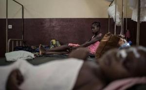 Las muertes por sida solo se han reducido un tercio desde 2010