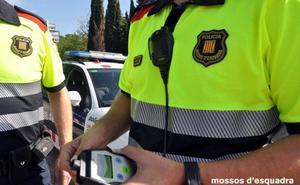 Detenido en Tarragona un camionero residente en Murcia que septuplicaba la tasa de alcoholemia