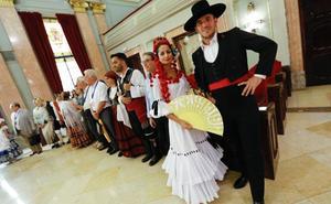 Murcia, capital internacional del folklore hasta el viernes