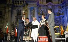 El folclore inunda Murcia