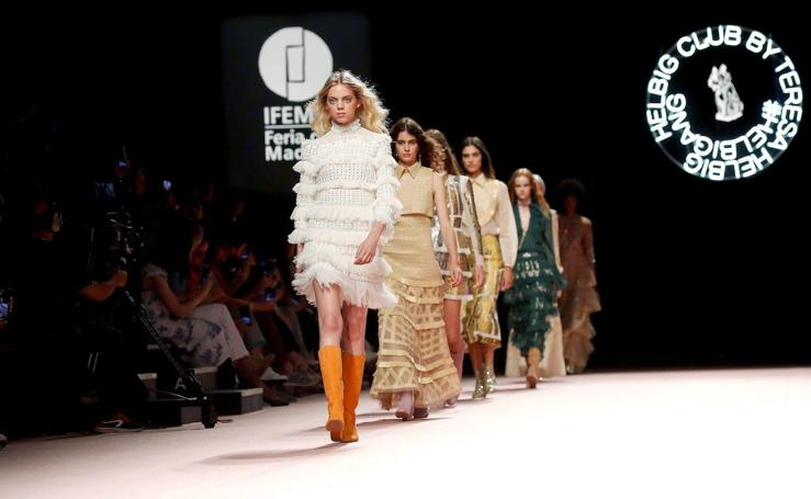 Teresa Helbig: Madrid Fashion Week Primavera/Verano 2020
