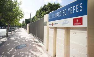 Los colegios de Murcia reciben este verano obras por valor de más de 700.000 euros