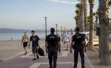 Murcia vende la seguridad en su costa como un gran incentivo para crecer en visitantes
