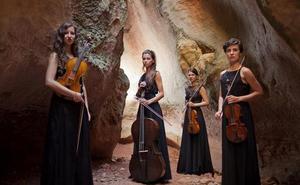 Música antigua en lugares con encanto