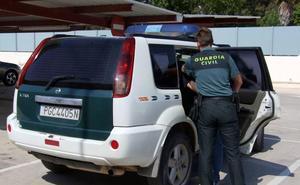 Detienen a tres experimentados delincuentes por el asalto a un domicilio de Los Nietos