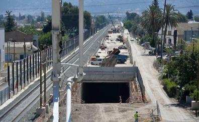 Adif da luz verde al inicio de las obras para el acceso del AVE en la ciudad de Murcia