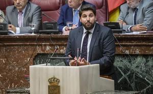 La Región de Murcia podría tener presidente el próximo viernes 26