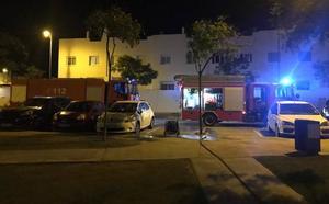Los bomberos sofocan un conato de incendio en una vivienda de Condado de Alhama