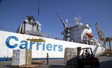 Cinco inspectores aumentan el control de fronteras y sanitario del tráfico del Puerto de Cartagena