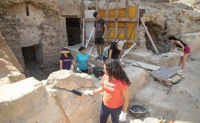 La contratación de la segunda fase del Anfiteatro permitirá excavar de nuevo a final de año
