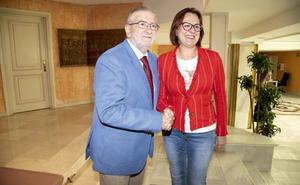 Isabel Franco confirma que Cs asumirá el documento de Vox, aunque no sabe aún con qué fórmula