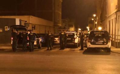 Una reyerta con disparos siembra el pánico en Alguazas