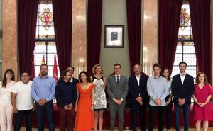 El programa 'Explorer: jóvenes con ideas' homenajea a siete murcianos