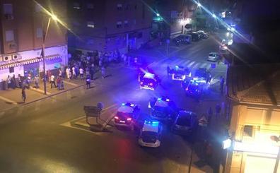 Vecinos de Alguazas denuncian enfrentamientos y disparos por segunda noche consecutiva