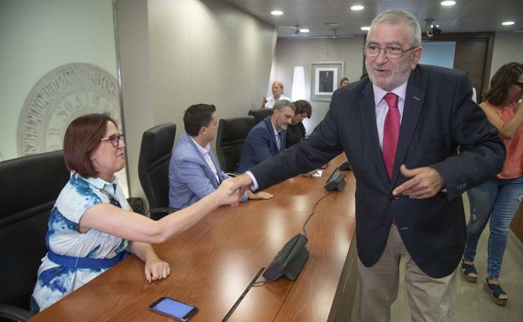 El pleno para investir a López Miras se realizará de forma «ininterrumpida»