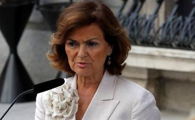 Calvo desvela que ya aceptó una vicepresidencia para Montero
