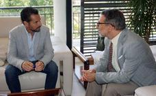 Mario Gómez solicita la convocatoria de la comisión de seguimiento del soterramiento