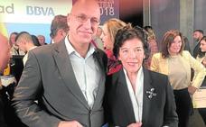 El profesor jumillano Andrés López vuelve a la final del premio Acción Magistral