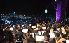 Los Narejos vuelve a acoger este sábado el programa pop-rock de la Sinfónica de la Región