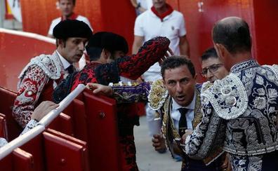 Rafaelillo recibe este viernes el alta tras la cogida de Pamplona