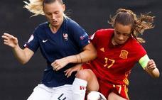 España cae en la prórroga ante Francia y no podrá repetir final