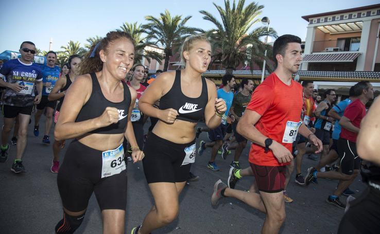 Zacarías Rqiq y Ana Isabel Cánovas triunfan en Cabo de Palos