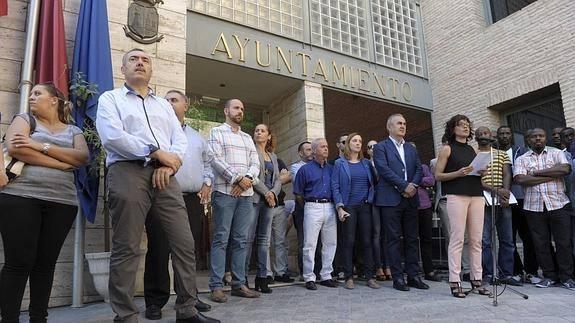 La familia del menor asesinado en Beniel convoca una concentración reivindicativa