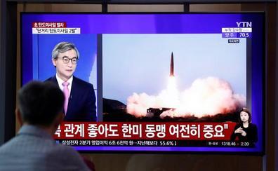 Corea del Norte realiza su segundo test de misiles de corto alcance en una semana