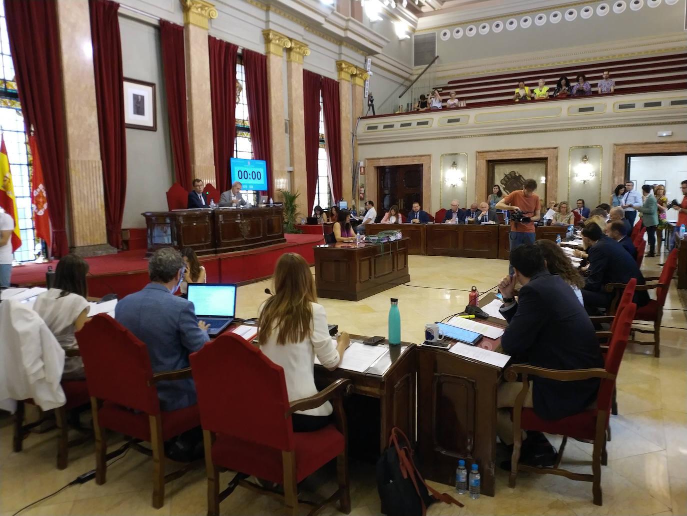 El Pleno de Murcia aprueba el Plan Parcial para dar un impulso a Ronda Sur