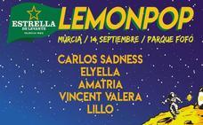Carlos Sadness y Elyella, protagonistas del festival Lemon Pop