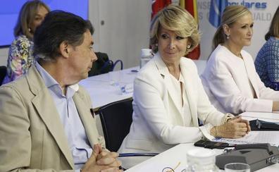La Fiscalía pide imputar a Aguirre y Cifuentes por la financiación irregular del Partido Popular