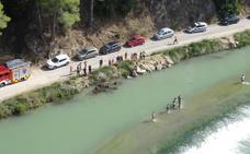Buscan a un hombre desaparecido en el río Segura a su paso por Calasparra