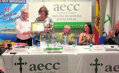 El sorteo de la AECC ya tiene ganadores
