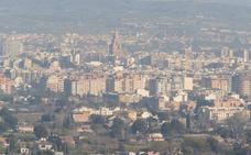 Activan en Murcia el aviso de contaminación atmosférica por intrusión de polvo sahariano