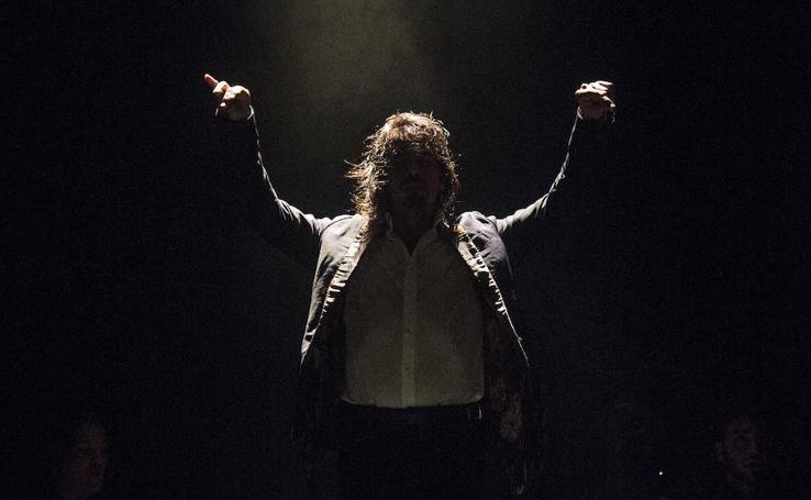 Farruquito: «El flamenco es como la vida y tiene que estar vivo»