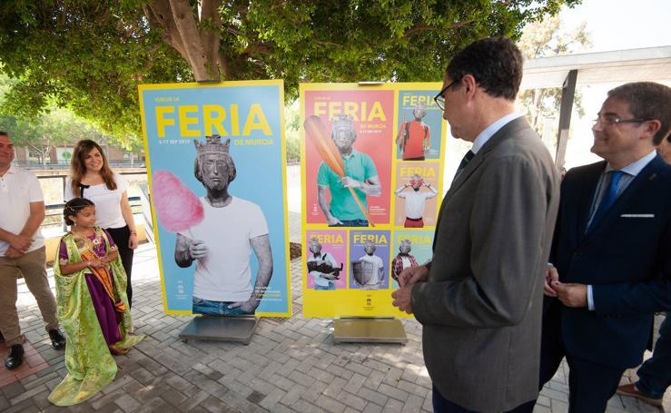 Alfonso X el Sabio, protagonista del cartel de la Feria 2019