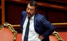 Salvini exige elecciones anticipadas «lo más rápido posible» en Italia