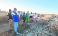 El CSN insiste en que los suelos del Hondón no son un riesgo para los vecinos