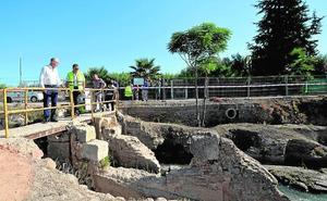 Un auditorio al aire libre coronará las obras de rehabilitación en el Molino de la Pólvora de Murcia