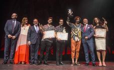 Ganadores del festival del Cante de las Minas 2019