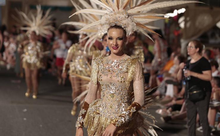 Carnaval de verano en Águilas 2019