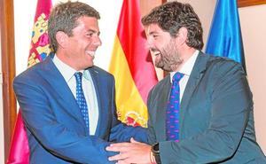 La Región y Alicante unen sus fuerzas ante «la batalla final» por el Trasvase