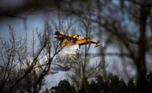 Los incendios arrasan más de 56.000 hectáreas en lo que va de año, el cuádruple que en 2018