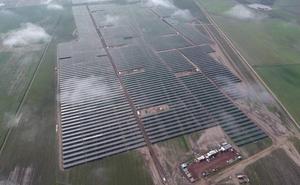 La empresa murciana Soltec instala sus seguidores en una planta fotovoltáica de 439 hectáreas en México