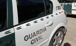Detenido por descalabrar de una pedrada a un guardia civil en Lepe