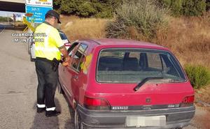 Denuncian dos veces en una hora al mismo conductor por dar positivo en alcohol en Murcia