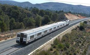 Renfe cancela este miércoles dos de los trenes que conectan la Región con Madrid